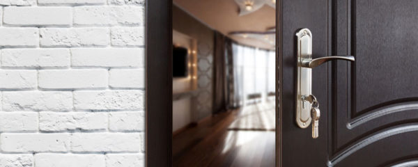Rénovation de porte d'entrée